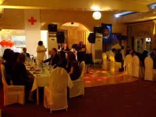 Лайънс Клуб Вида - Видин и Българския червен кръст Видин организираха благотворителен бал