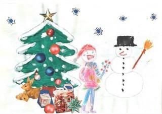 Дамският Лайънс клуб Вида - Видин организира конкурс за рисунка на тема `Коледа- сезонът на вълшебствата`