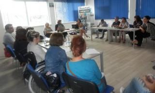 Дамският Лайънс клуб Вида - Видин организира среща с местни филантропски организации