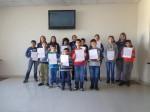 ДЛК Вида- Видин, отбеляза на световната седмица на службата на Лайънс на 16 януари във Видин